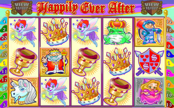Happily Ever After Online Slots