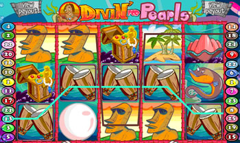 Divin' for Pearls Online Slots