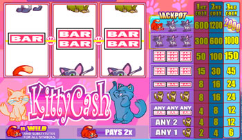 Kitty Cash Online Slots