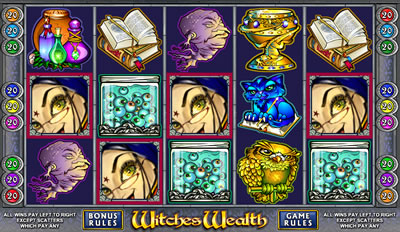 Witches Wealth Online Slot