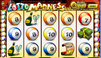 Lotto Madness Online Slot