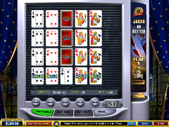 Jacks or Better 4-Hand Video-Poker