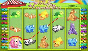 Spiele Fluffy Favourites - Video Slots Online