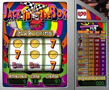 Jack in the Box Online Slots
