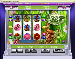 Enchanted Fortune Slots