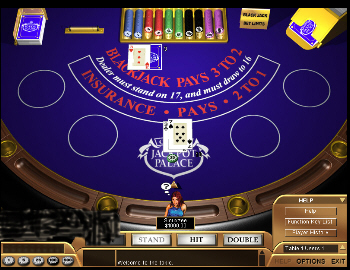 Boss Multi-Player Blackjack