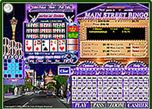 Mainstreet Bingo Room