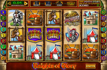Knights of Glory Online Slots