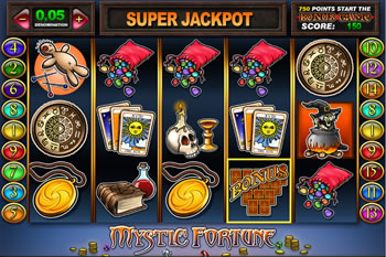 Mystic Fortune Online Slots