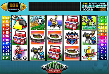 Match Day Online Slots