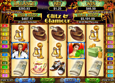 Play Glitz and Glamour slots now!