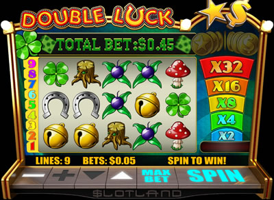 Play Double Luck Slots now!