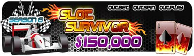 Play Slot Survivor tournaments now!