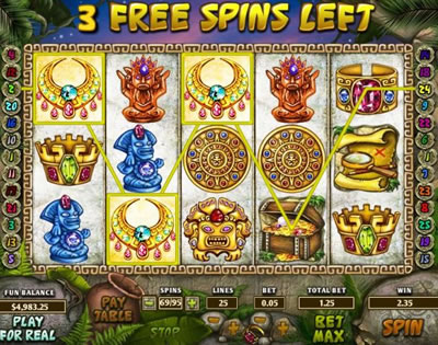Lost Inca's Gold Slots