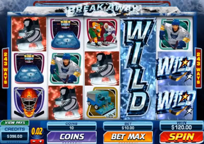 Break Away Slots Smashing Wilds