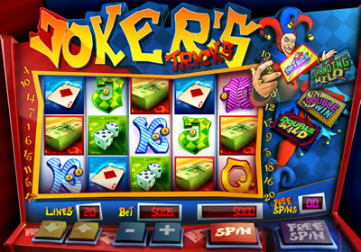 online casino tricks jokers online