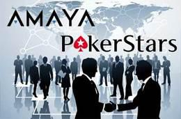 Amaya gaming pokerstars merger