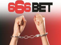 666bet director arrested