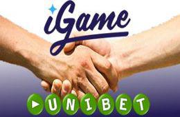 Unibet acquire igame