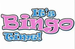 Its bingo time postcard