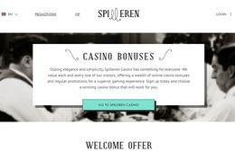 Spilleren casino welcome