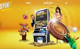 Spinit online casino news