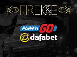 Play n go and dafabet headline 2017 fire and ice party