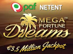 Paf awards first seven figure netent jackpot of the year
