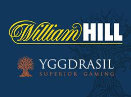 Yggdrasil inks new william hill deal