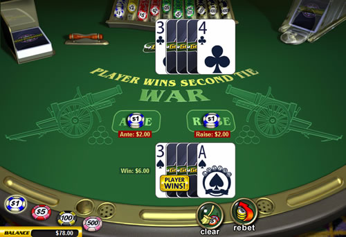 Poker game review