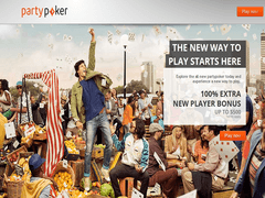 Party poker home p