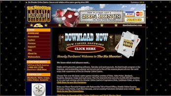 Six Shooter Casino