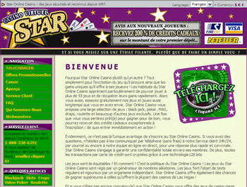 Casino Virtuel Star Casino