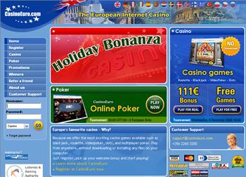 Casino Euro Online Kasino