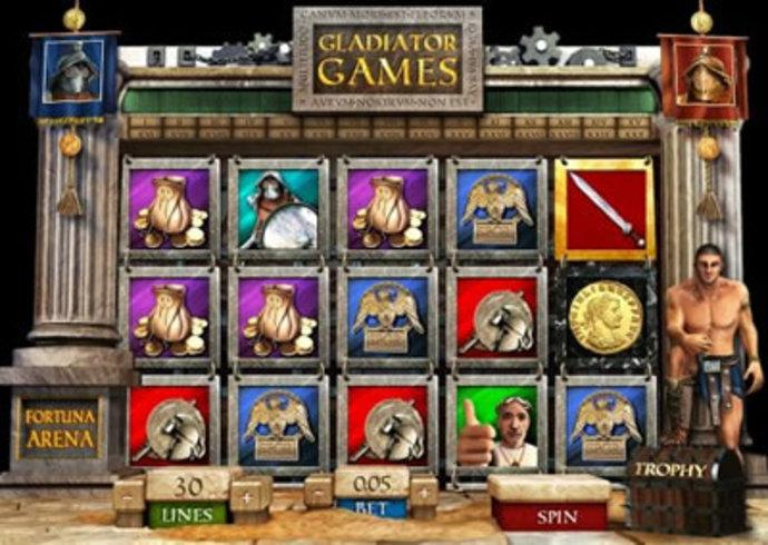 Gladiator™ Slot Machine Game to Play Free in BetSofts Online Casinos