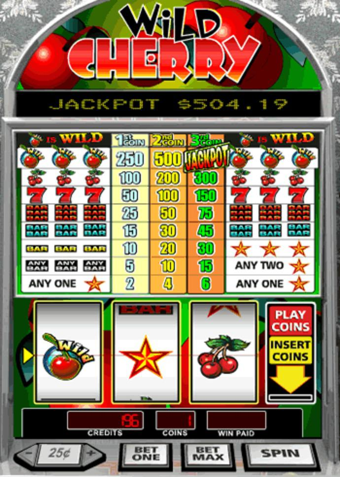 Crazy Cherry Slot™ Slot Machine Game to Play Free in WGSs Online Casinos