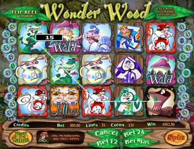 Wonder Wood Slot - Play Free Espresso Games Slots Online