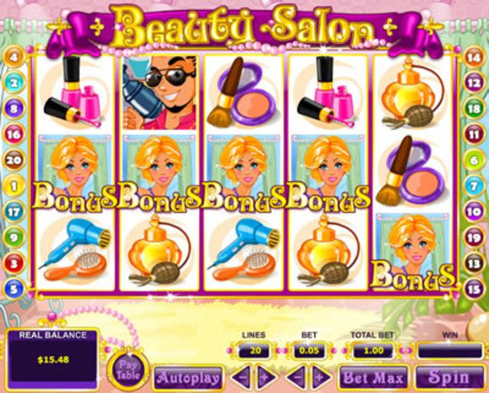 Beauty Salon Slot - Play Pragmatic Play Casino Games Online