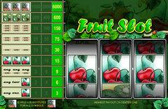 Fruit slot 3r1l