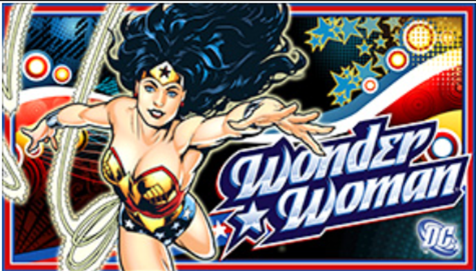 wonder woman casino slots