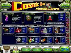 Cosmic 20quest 20 20mission 20control. 20episode 201 20payout