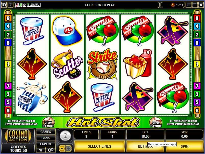 sands online casino slizling hot
