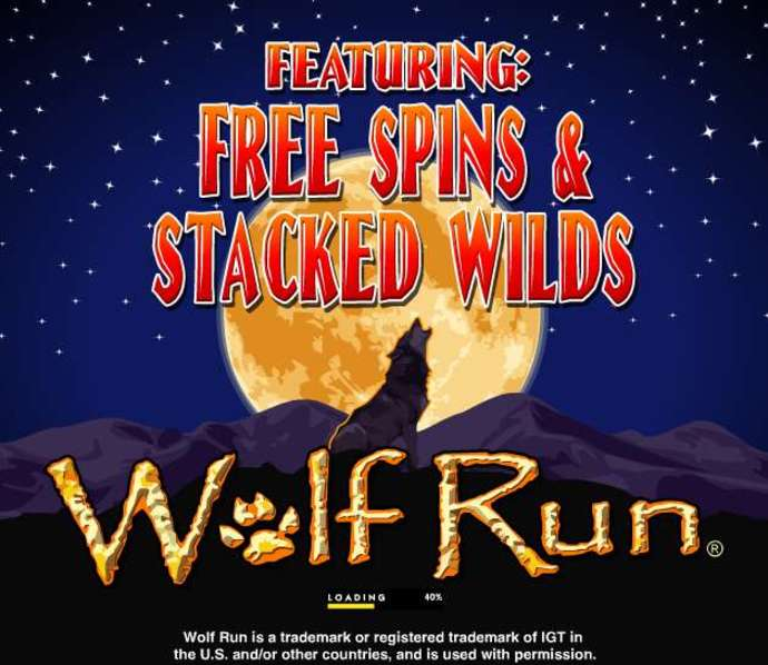 Wolf Slots Games