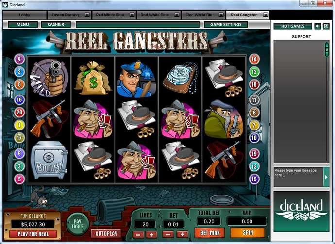 Spiele Gangster Slots - Video Slots Online
