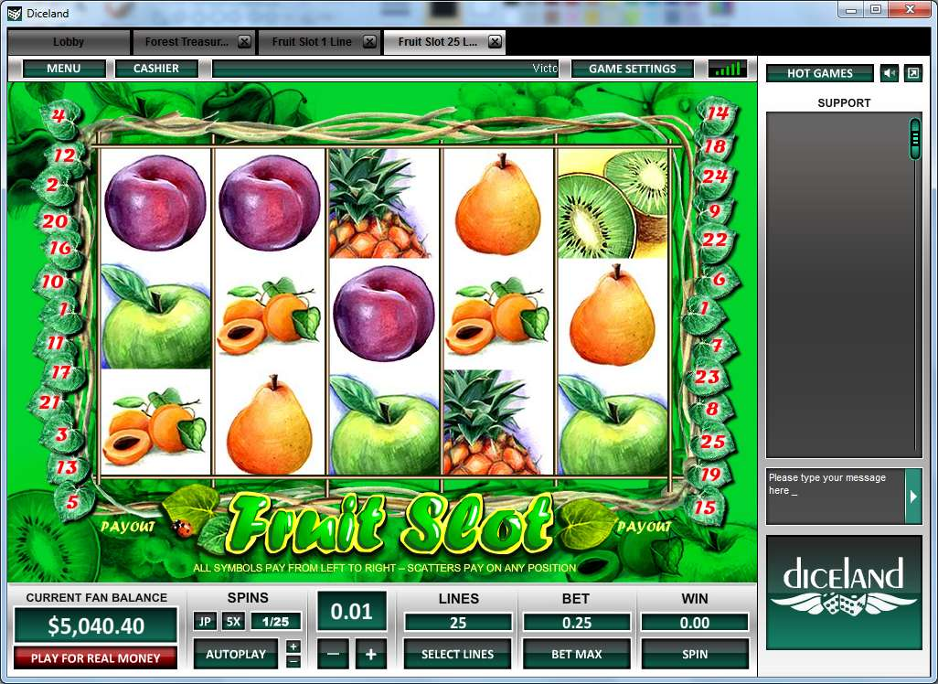 Fruit Bingo Slot Machine - Play Free Casino Slot Games