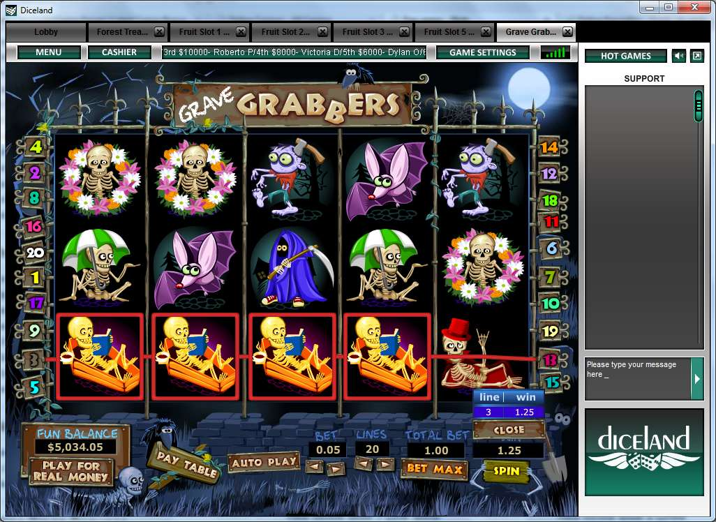 Grave Grabbers Slots - Play this Pragmatic Play Casino Game Online