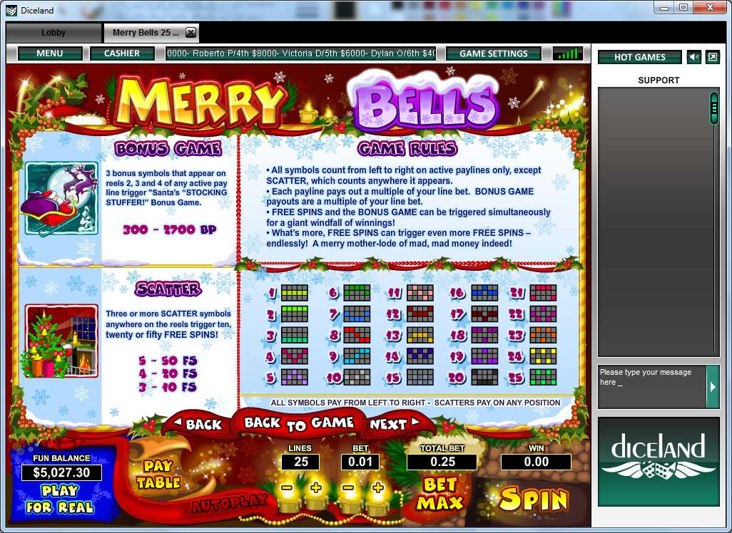 Merry Bells Slots - Play this Pragmatic Play Casino Game Online