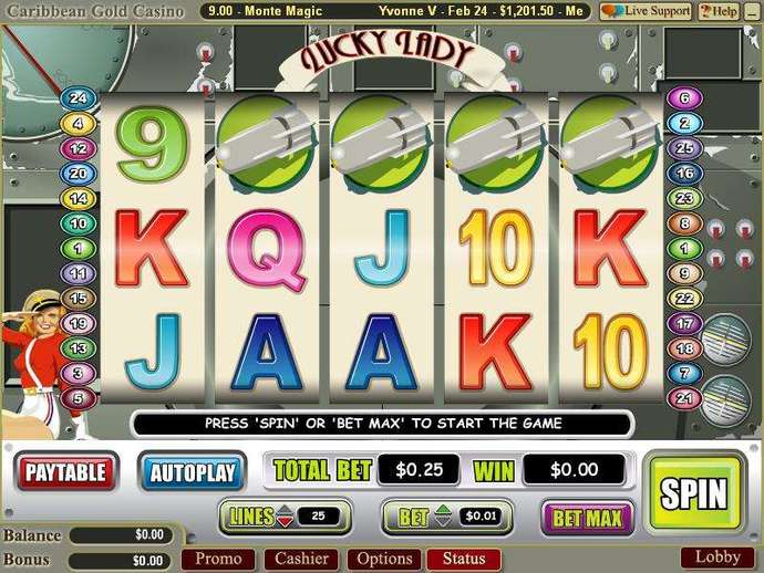 online game casino casino lucky lady