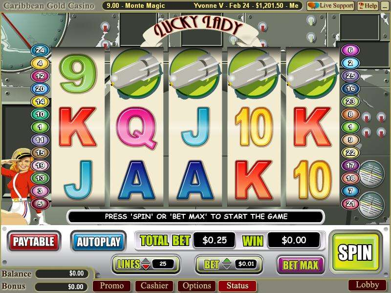 online casino guide casino lucky lady