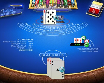 Play Blackjack Scratch Cards at Casino.com